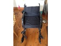 Free Wheelchair Good Quality, Working Condition and Robust