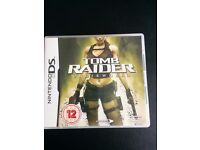 TOMB RAIDER - UNDERWORLD (NINTENDO DS GAME)