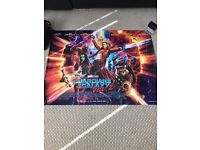 Guardians of the galaxy vol 2 cinema quad poster 30x40