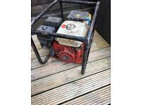 Petrol generator spares or repairs