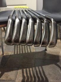 Nike vapor golf irons 4-pw