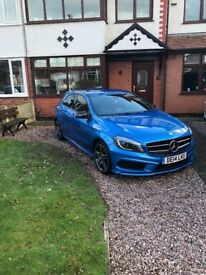 Mercedes Benz A class A180- includes +£3,000 worth of extras