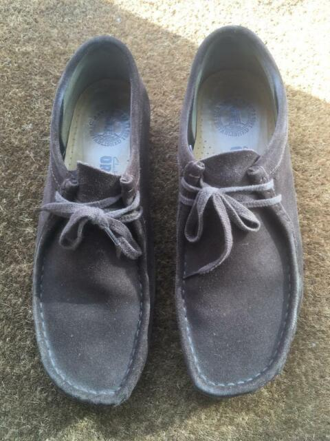 8c208ab9826 RRP £110 Clark's Wallabees Mens Shoe Size 9 | in Hove, East Sussex | Gumtree