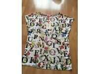 Ted baker top size 0