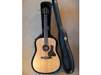 Gibson Guitar Acoustic Dreadnought Songmaker Series with Case £650 ONO