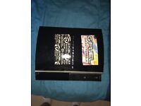 PlayStation 3 Spares or repairs