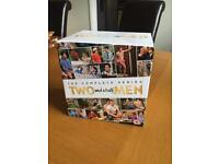 Two and a half Men complete DVD set