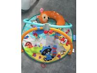 Fisher price baby gym almost new