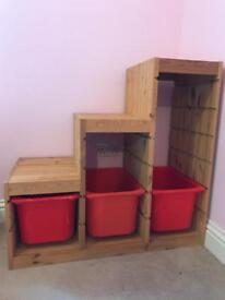 IKEA Trofast children's storage