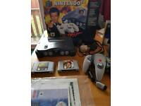 Boxed Nintendo 64 007 bundle