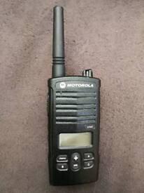 Motorola xtnid radio
