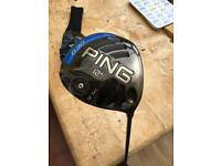 Ping G30 12 Deg (Adjustable loft) Driver (Reg Flex)