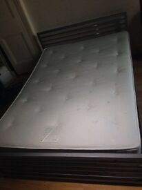 Queen Size Bed and Matress
