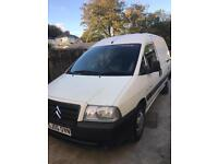 CITROEN DISPATCH full mot towbar NO VAT