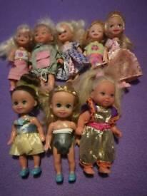 Barbie's Sister Shelley & Friends x