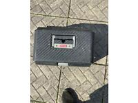 CURVER FISHING SEAT AND TACKLE BOX