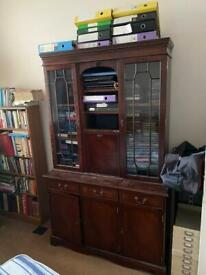Drawers, TV stand, Writers desk, dining table