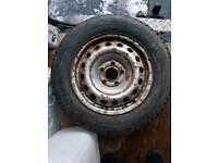 205/65/R16C van tyre spare etc...