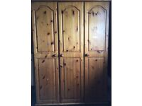 Used wardrobe for sale