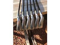 Ping G25 Irons - Regular Graphite Shafts