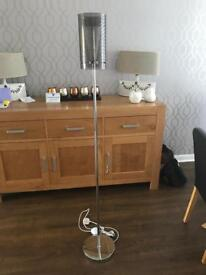 Floor lamp, new condition