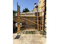 Fibreglass Scaffold Tower