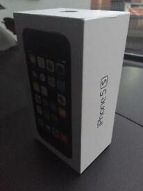 iPhone 5s, space grey, 16gb -Three