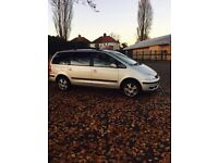 FORD GALAXY 1.9TDI GHIA ATUO