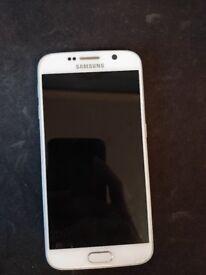 Samsung S6 32GB Unlocked Network with Box