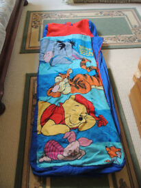 Winnie The Pooh Ready Bed
