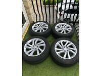 Genuine Land Rover Range Rover discovery alloy wheels
