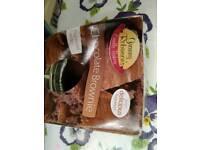 Chocolate Brownie Candle, bnib