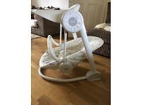 Mamas and papas swinging chair
