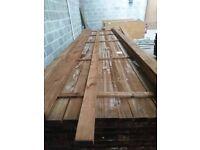 Fencing Rails 3x2inch 3.6m lengths