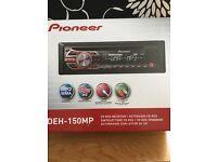 Pioneer cd receiver