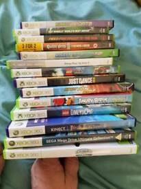 Games and dvds
