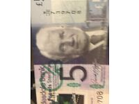 Limited edition Scottish polymer £5 note!