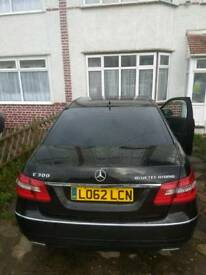 PCO CAR HIRE MERCEDES E CLASS