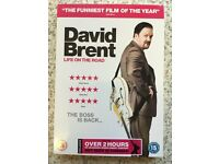 David Brent -Life On The Road DVD - Brand New
