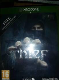 Xbox one game thief