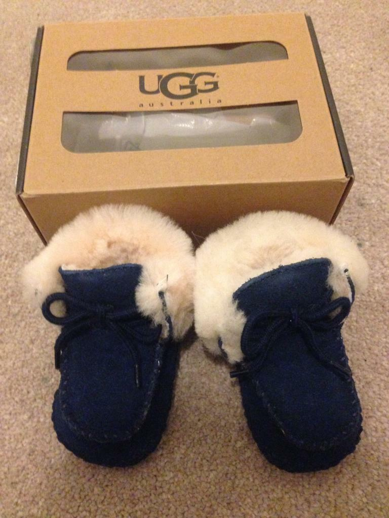 Brand new genuine baby uggs 0/6months