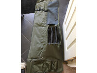 NGT ROD HOLDALL BAG 3+3 PADDED FOR 12FT RODS