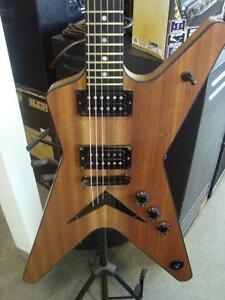 Guitare Dean USA Mahogany