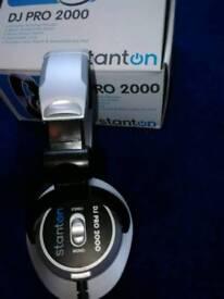 Dj pro2000 rotating headset