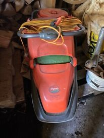 Flymo Lawnmower Vision Compact 350 Plus