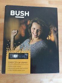 Bush Car Stereo new in box
