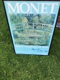 Monet Royal Academy of Art picture Frame