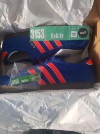 Adidas Dublin exclusive size 9