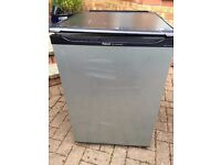 "Hotpoint ""iced diamond"" Matching fridge and freezer for sale"