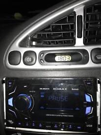 XOMAX car stereo